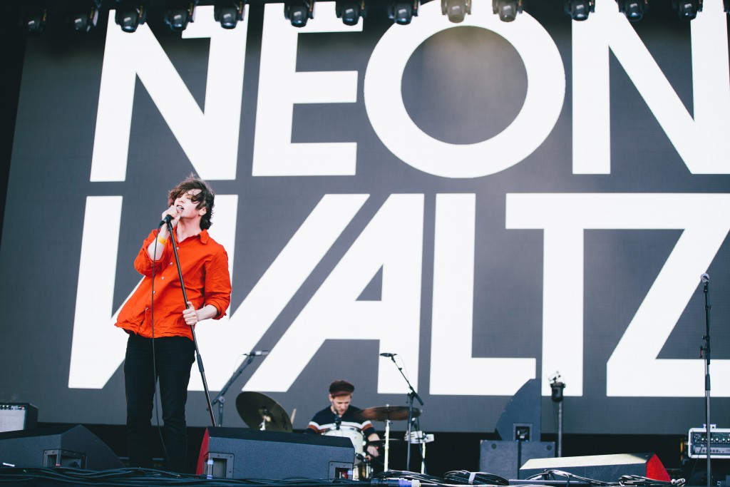 Neon Waltz, Glasgow Summer Sessions - CREDIT CAMERON BRISBANE5
