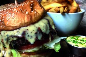 Spanish Butcher Galician Flilet Burger