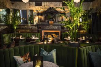 The 158 Club Lounge