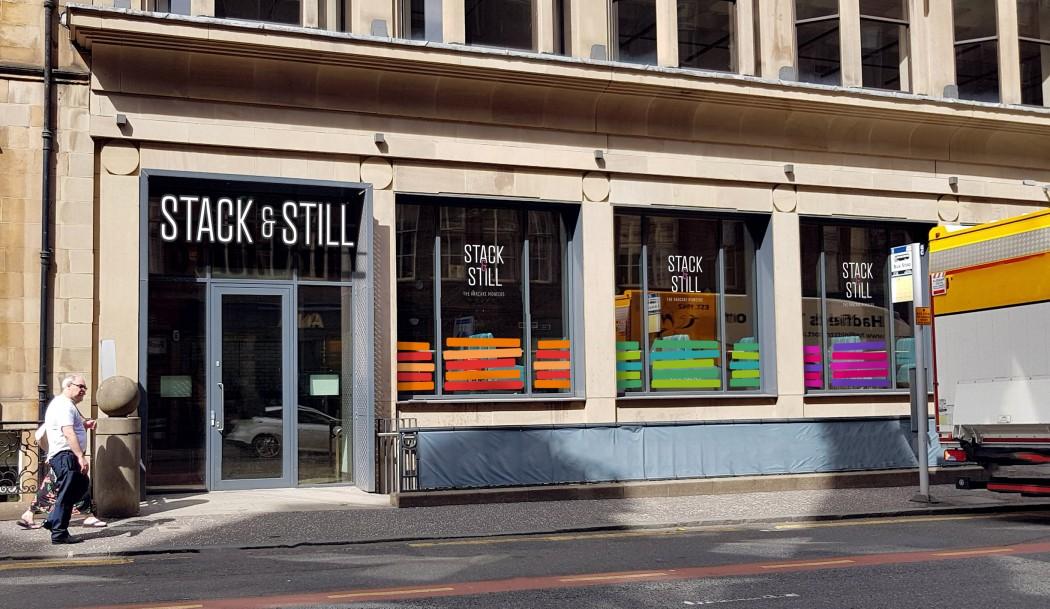 Stack & Still external