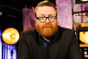 Frankie Boyle publishes first graphic novel