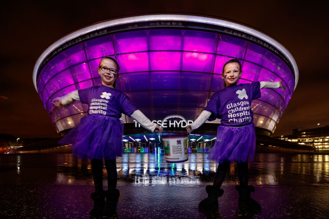 Emily and Emma at The Hydro