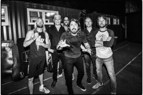 Foo Fighters announce headline show at Glasgow Summer Sessions