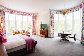 One Devonshire Gardens unveils refurbished guestrooms and suites