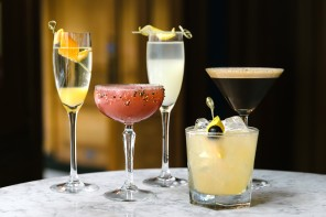 Grand Central Hotel launches new winter cocktail menu