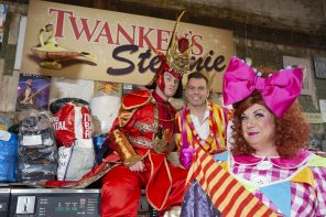 Review: Aladdin pantomime at the King's Theatre