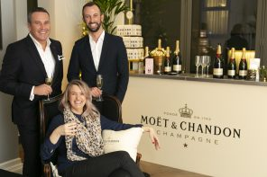 Talk of the Town:  Moët & Chandon Christmas magic arrives at Blythswood Square Hotel