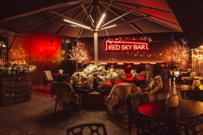 Something for the Weekend: Winter wonderland at Radisson RED Sky Bar