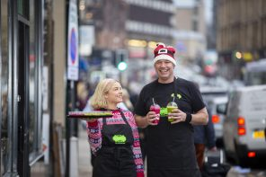 Martha's festive pop-up opens on Byres Road