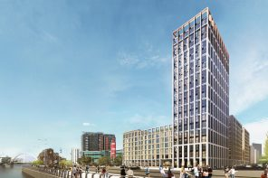 £100m Broomielaw build-to-rent development gets green light